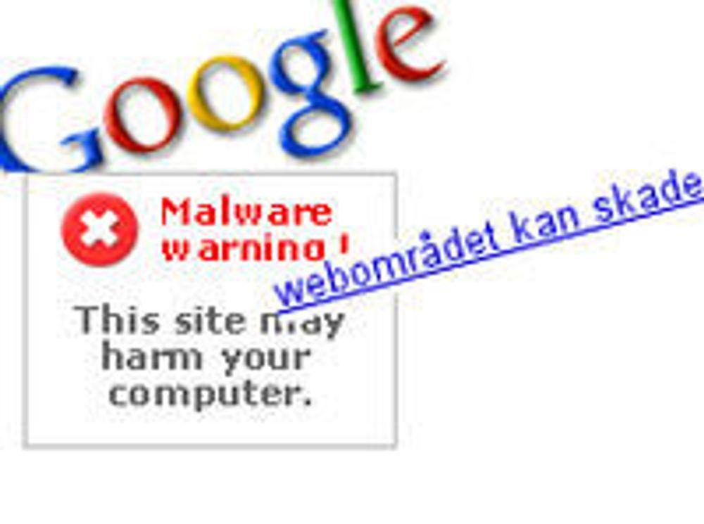Google dummet seg ut