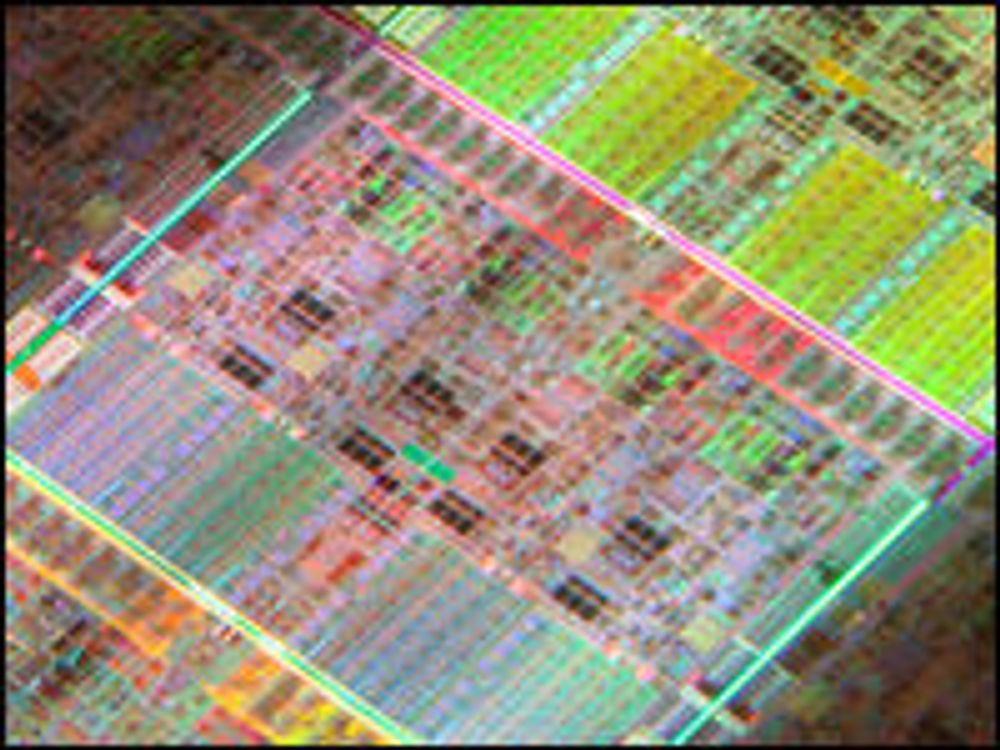 Transistorrekord i ny Intel-brikke