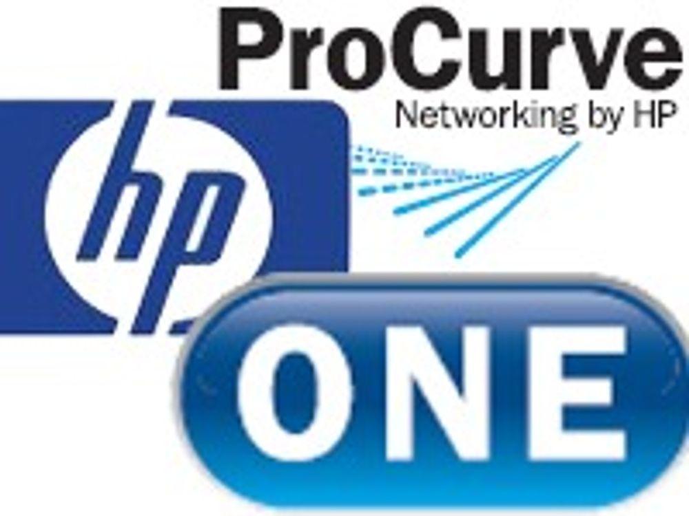 Mektig allianse skal fremme HPs nettutstyr