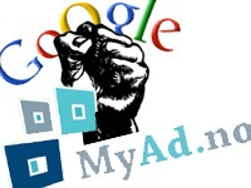 Tar opp kampen mot Google