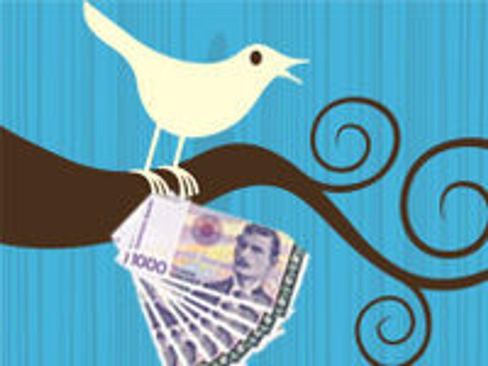 Twitter henter mer penger