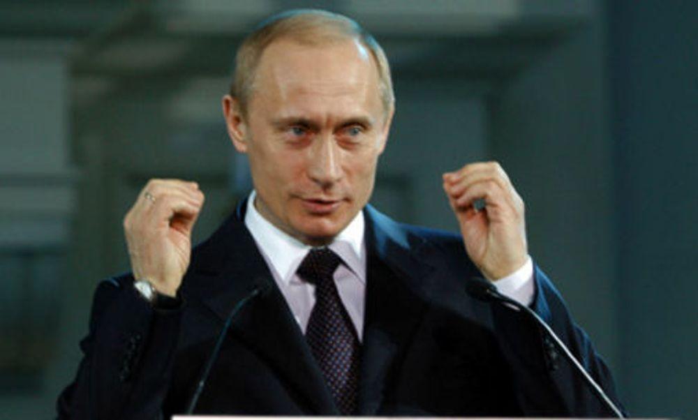 Putin grep inn mot Telenor-tvangssalg