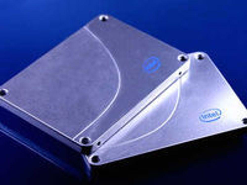 Intels nye SSD 510 skal være 50 prosent raskere enn markedets kjappeste harddisker for pc.