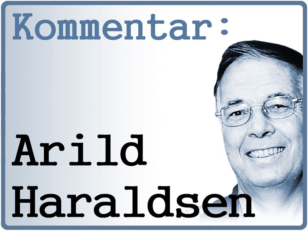 Arild Haraldsen er administrerende direktør i NorStella, og bidrar jevnlig med kommentarer i digi.no.