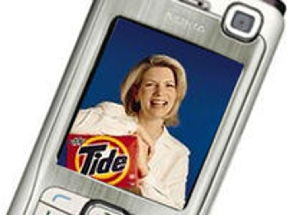 Samler seg mot uønsket SMS-reklame