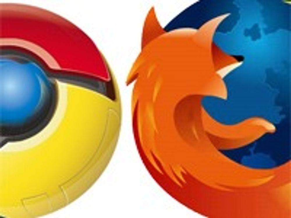 Mozilla helt avhengige av Google