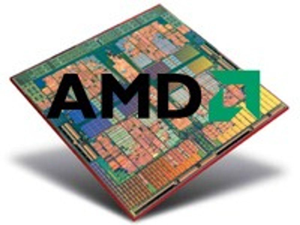 AMD med forenklet nummersystem