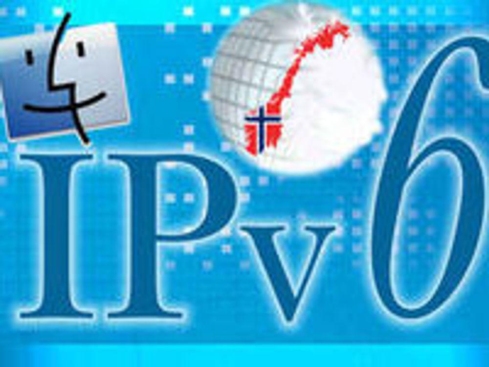 Norge blant de beste på IPv6