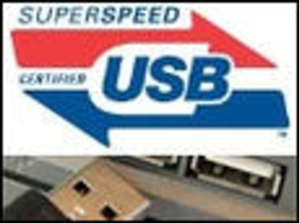 Alt klart for SuperSpeed USB