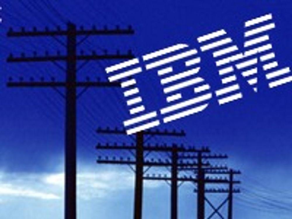 IBM med på bredbånd over kraftlinjer