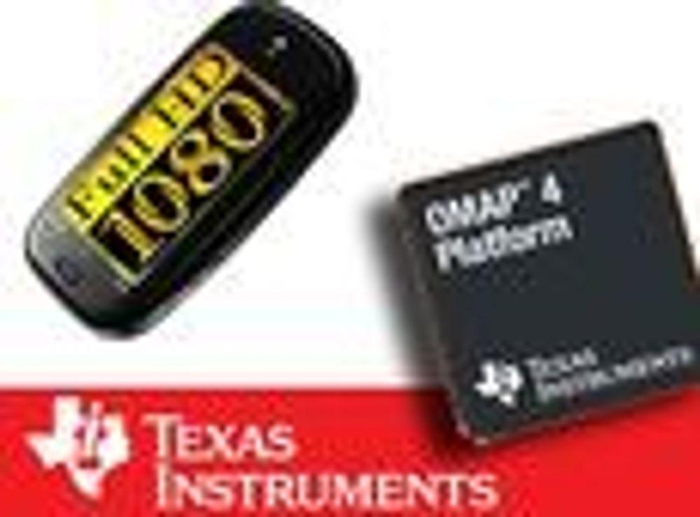 Texas Instruments selger mindre