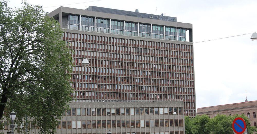 Regjeringskvartalet ble fredag ettermiddag hardt rammet av en bilbombe.