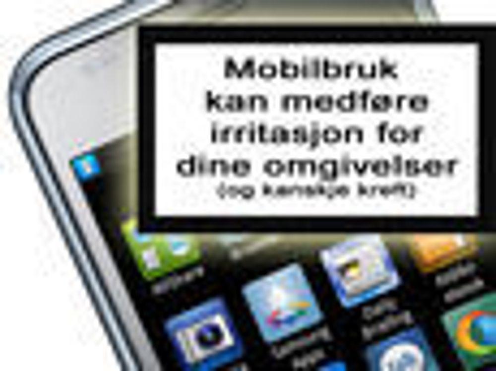 Myndighetene i San Francisco vil innføre merkeplikt for de som selger mobiltelefoner.