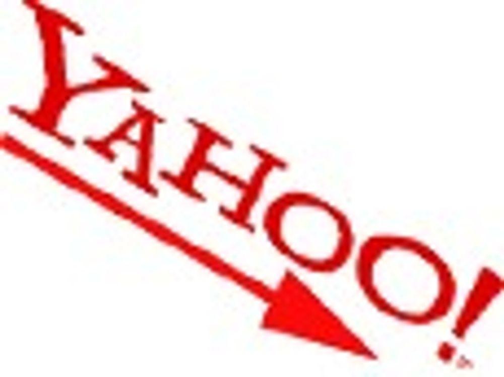 Yahoo! taper terreng