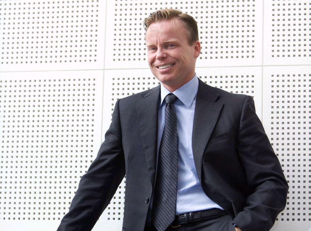 Eirik Pedersen, adm. direktør i Proact IT Norge, er godt fornøyd med 2. kvartal.