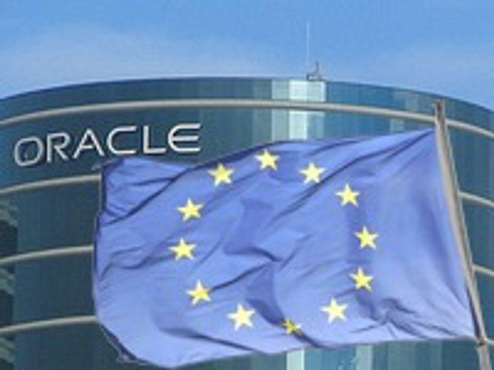 Oracle får sin EU-høring før jul