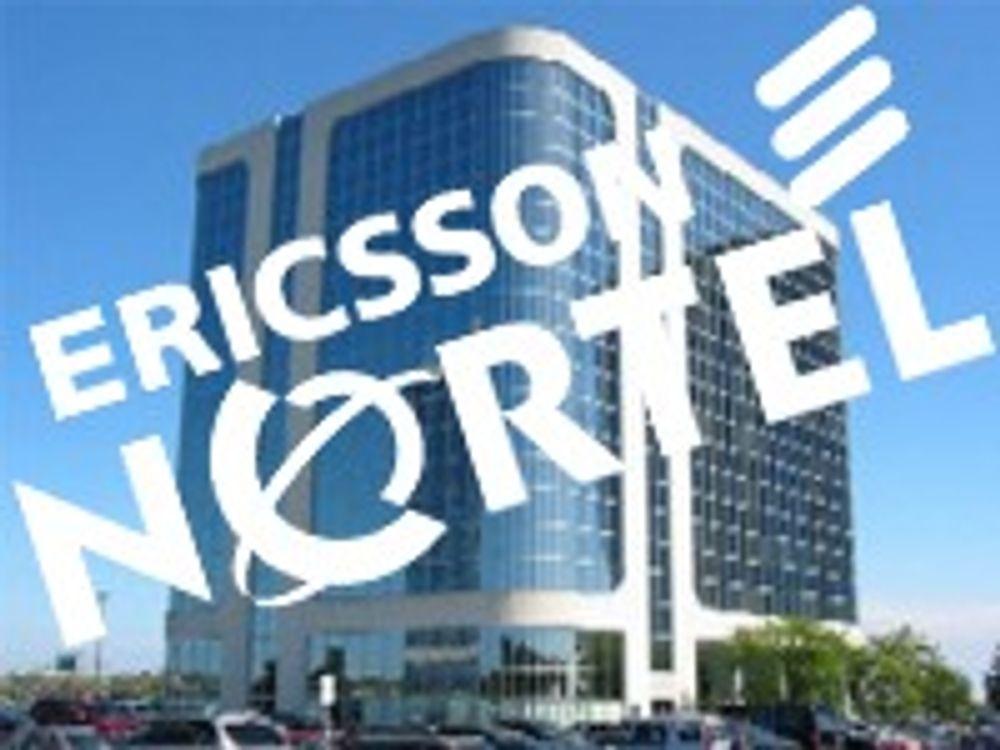 Ericsson kjøper mer av Nortel