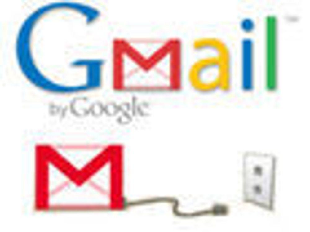 Vedlegg i Gmail uten nettilgang