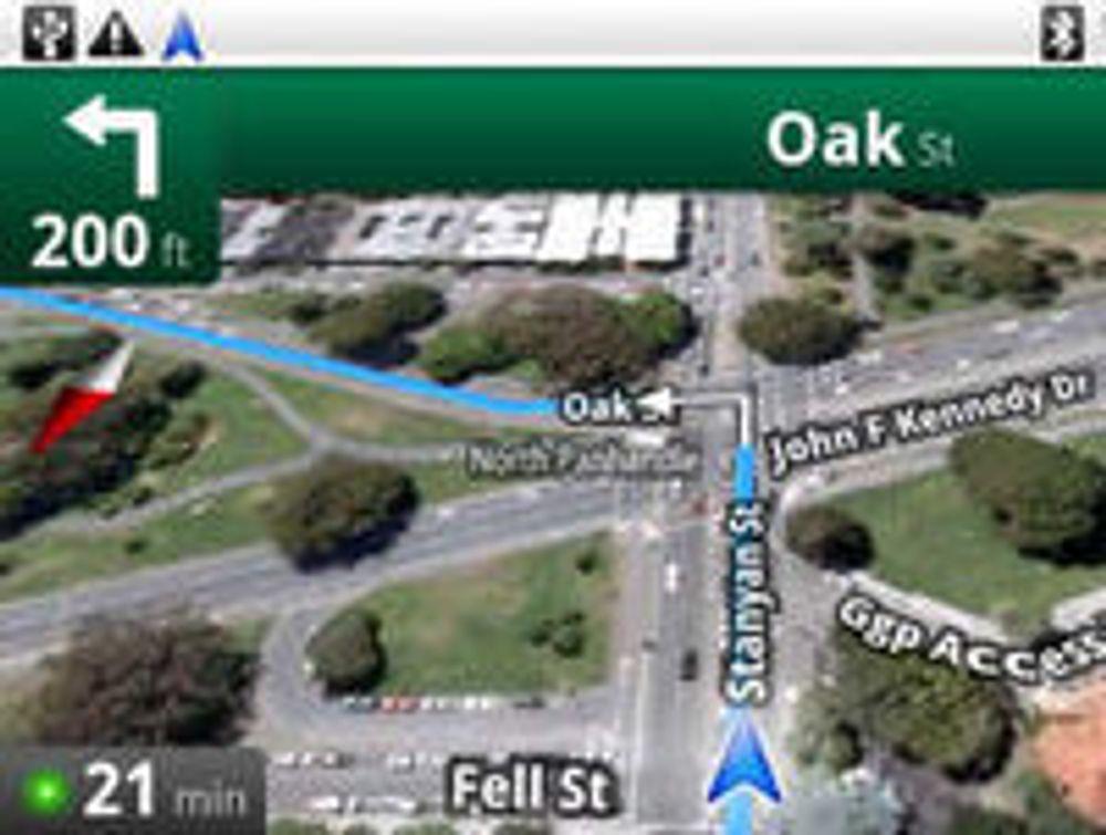 Flere får Google-navigasjon på mobilen