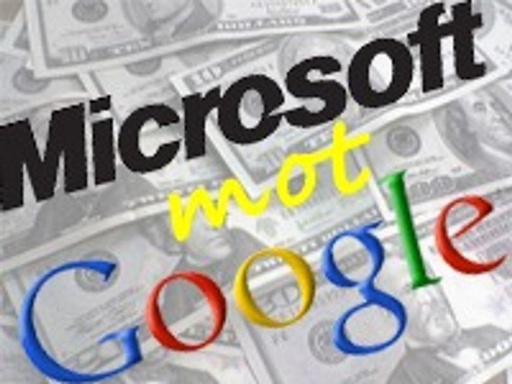 Vil kjøpe storaviser «fri» fra Google