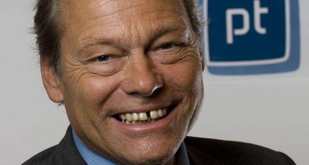 Hedret av mobilbransjen: PT-sjef Willy Jensen
