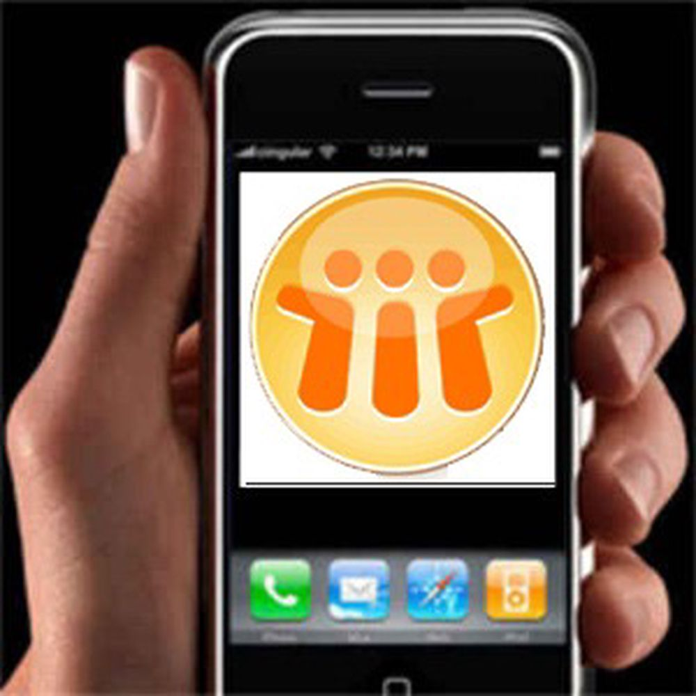 IBM planlegger Lotus Notes til iPhone