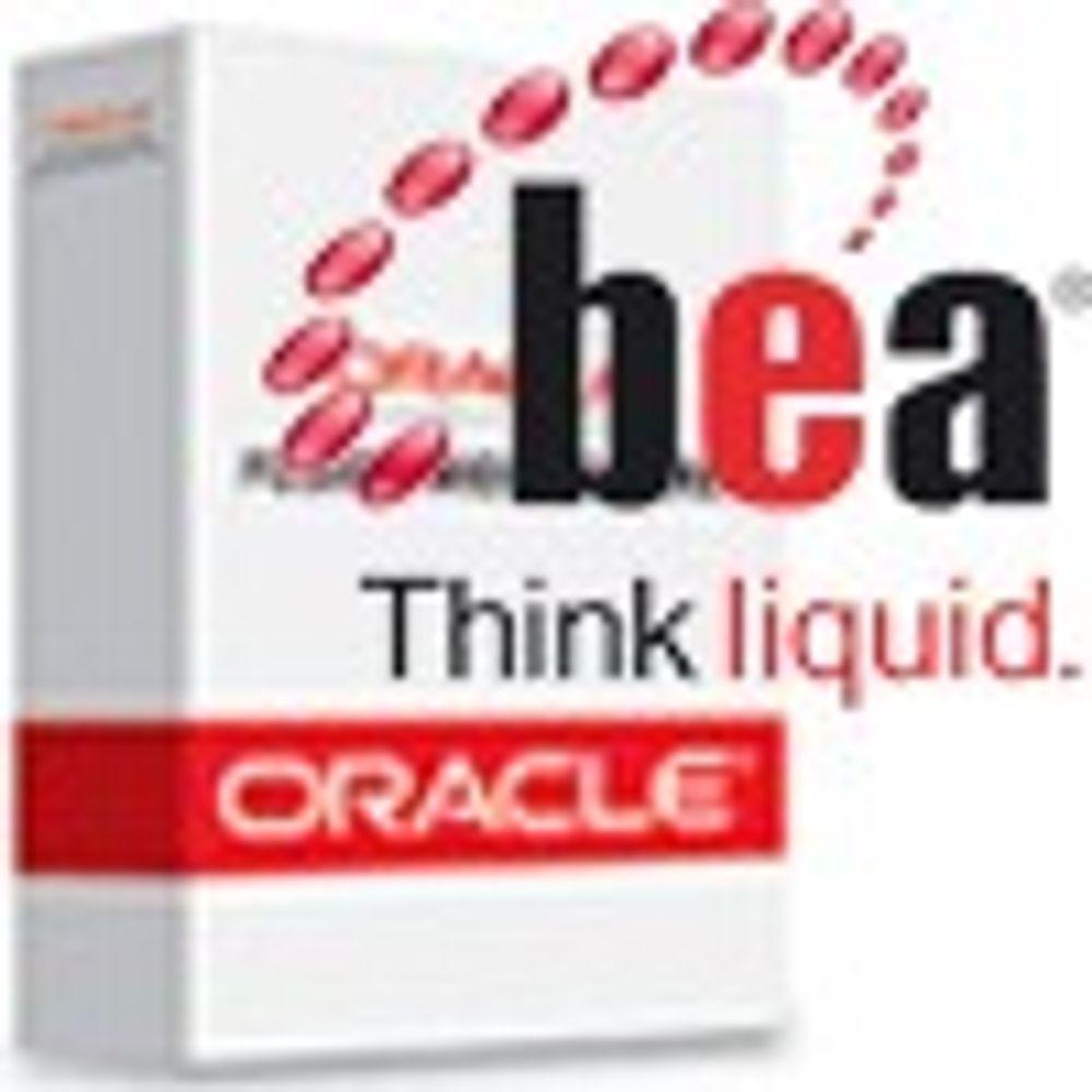 BEA lot seg til slutt kjøpe av Oracle
