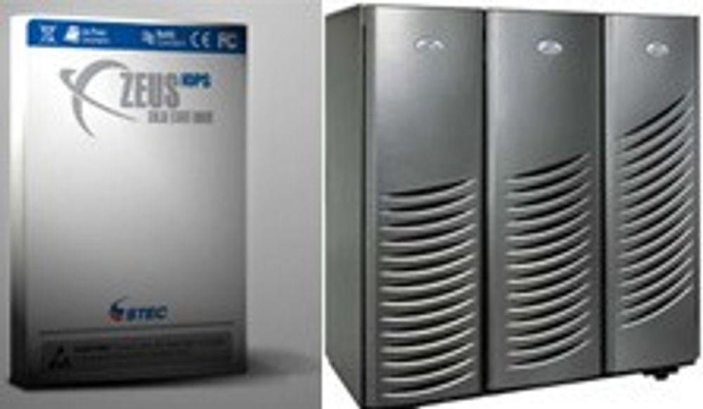 EMC tilbyr SSD til avansert lagring