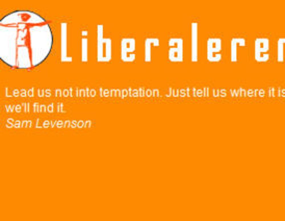 Liberaleren vil ha veto mot lagringsdirektiv