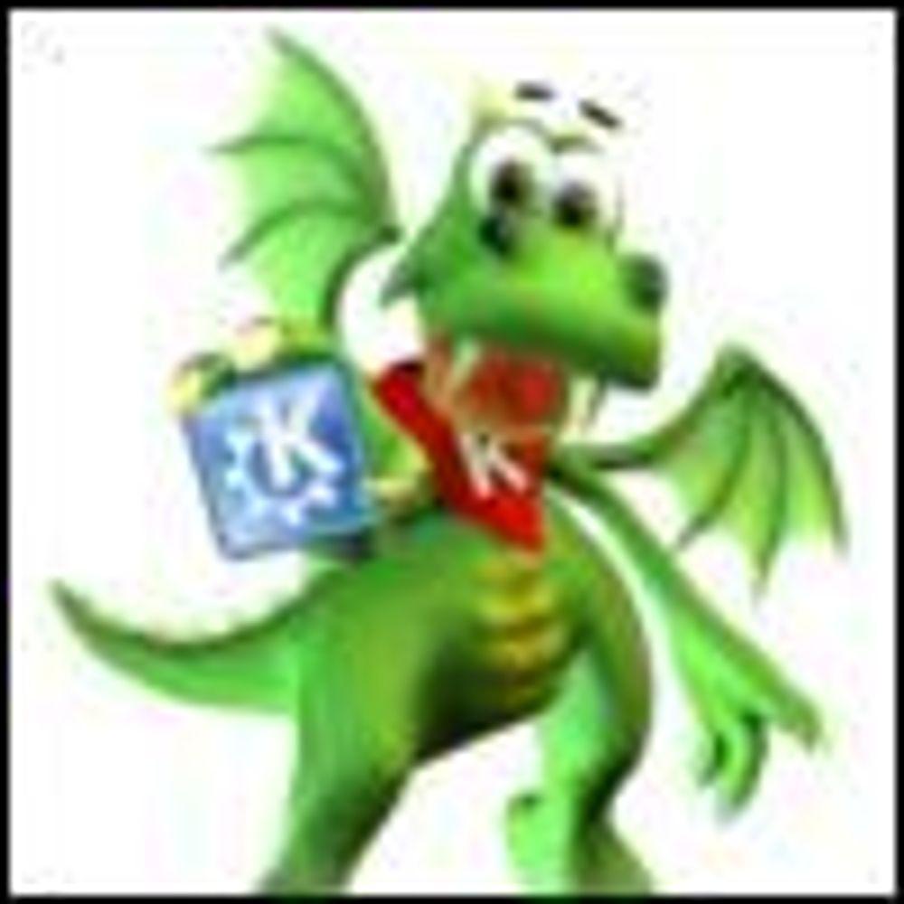 Mye bedre grafikk i helt ny KDE-versjon