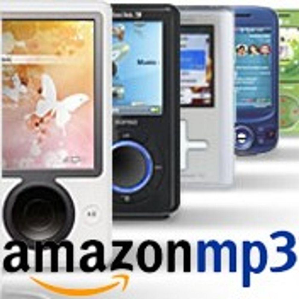 Også Sony med på Amazons MP3-tjeneste