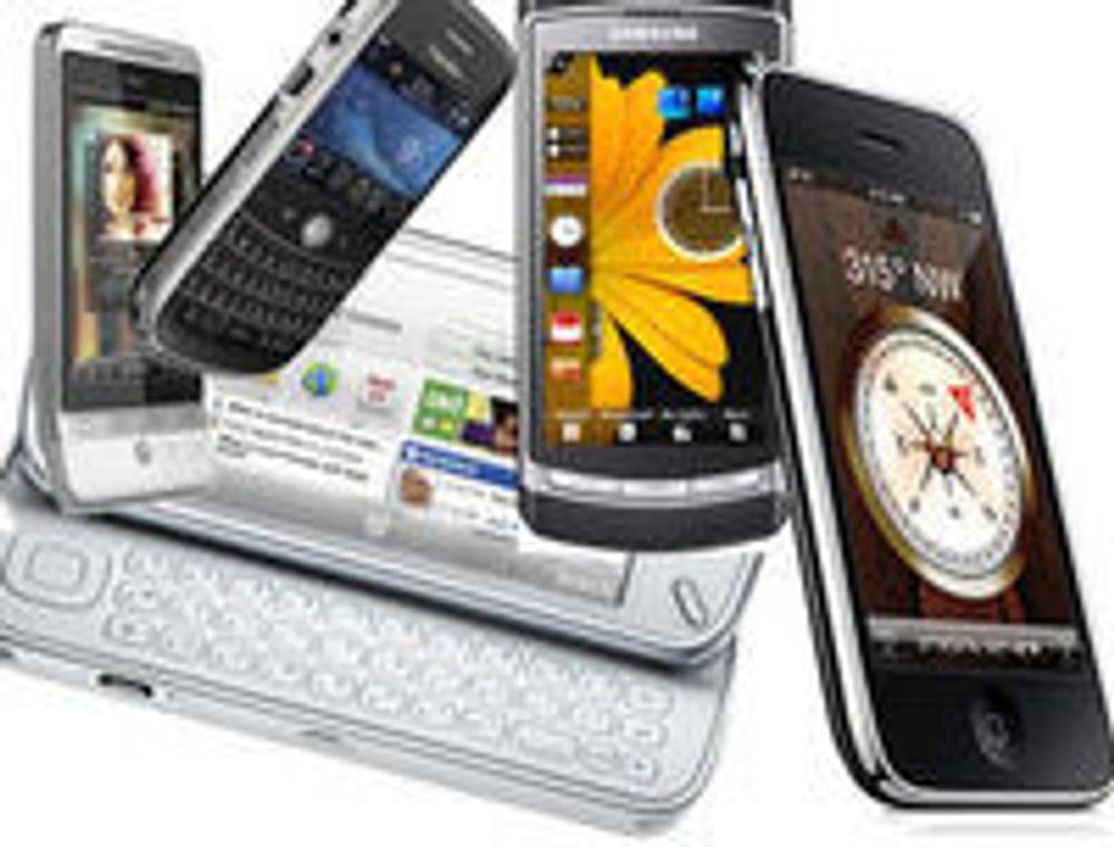 Venter varig bedring av mobilsalget