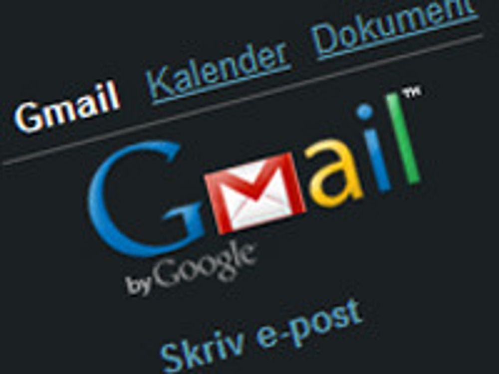Venter ingen knallvekst for Gmail i bedrifter