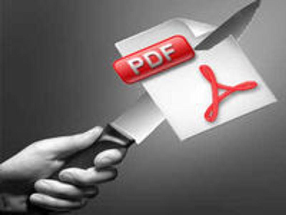 Ekstemt kritisk sårbarhet i PDF-leser
