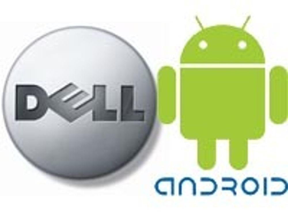 - Dell utvikler Android-mobil