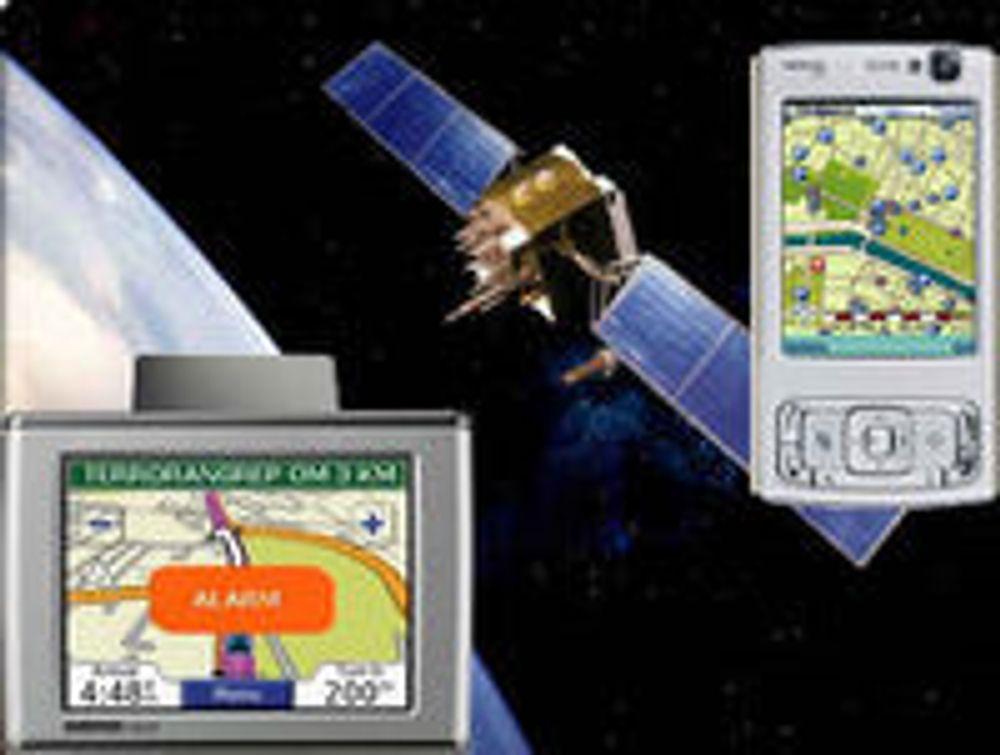 EUs EGNOS gjør GPS mer nøyaktig