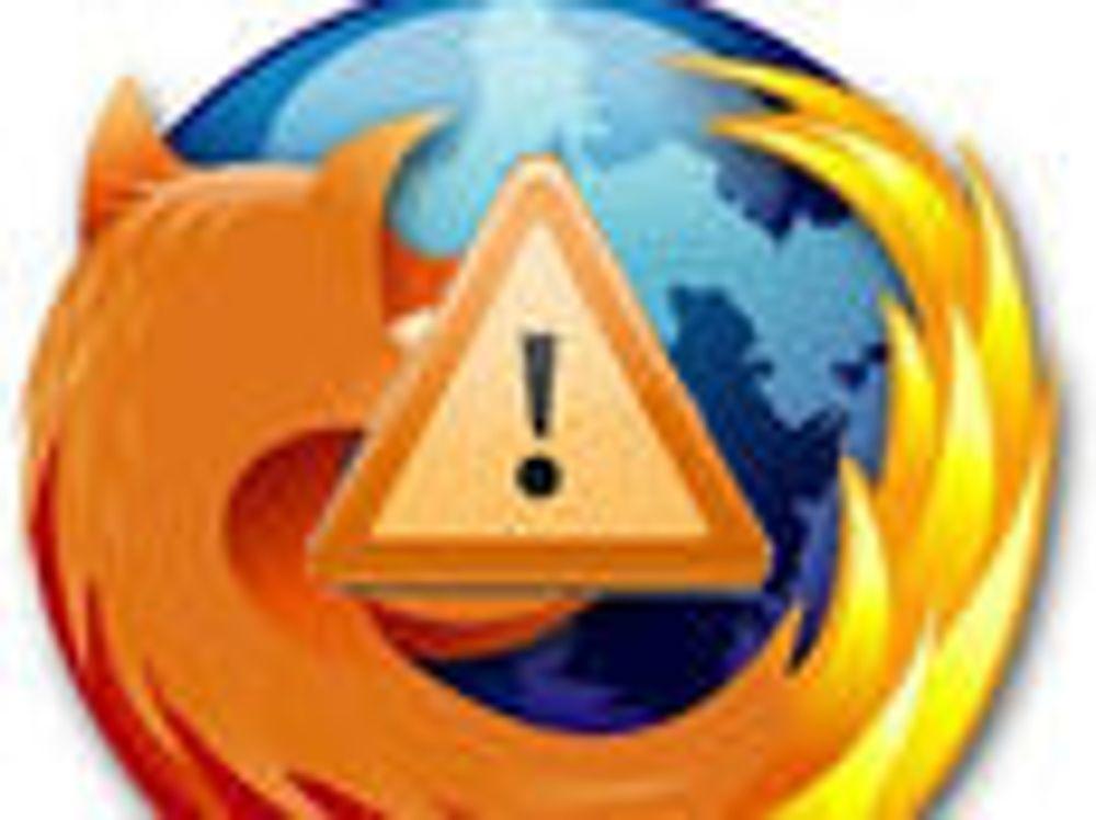 Prøver ut tryggere Firefox