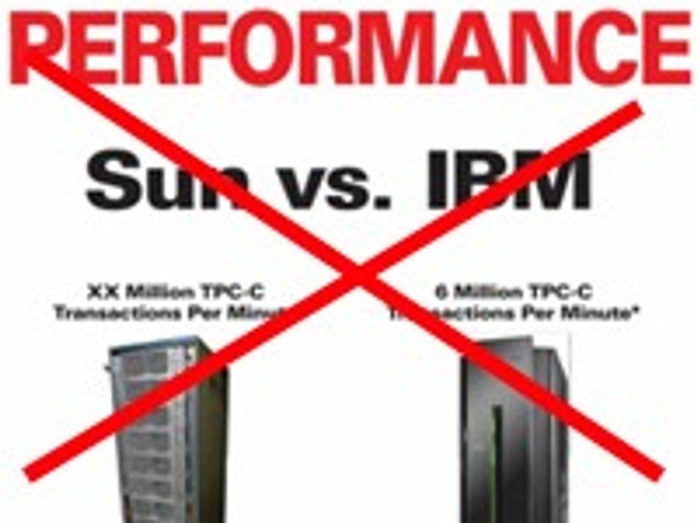 Oracle fikk bot for annonse mot IBM
