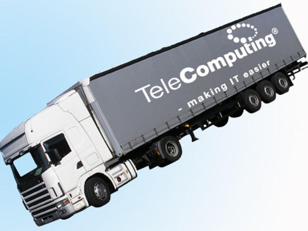 Logistikk-gigant tyr til Telecomputing