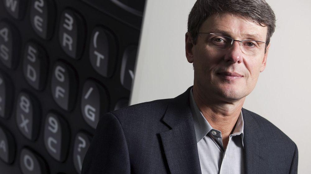 Thorsten Heins (54) er utpekt som ny konsernsjef i RIM etter Lazaridis og Balsillie. Han overtar en falmende mobilgigant med store utfordringer.