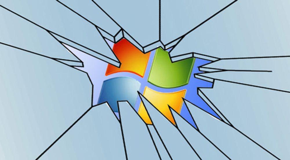 Windows-omsetningen i desember-kvartalet var lavere enn det analytikerne hadde ventet. Slik har det vært i fire av de siste fem kvartalene.