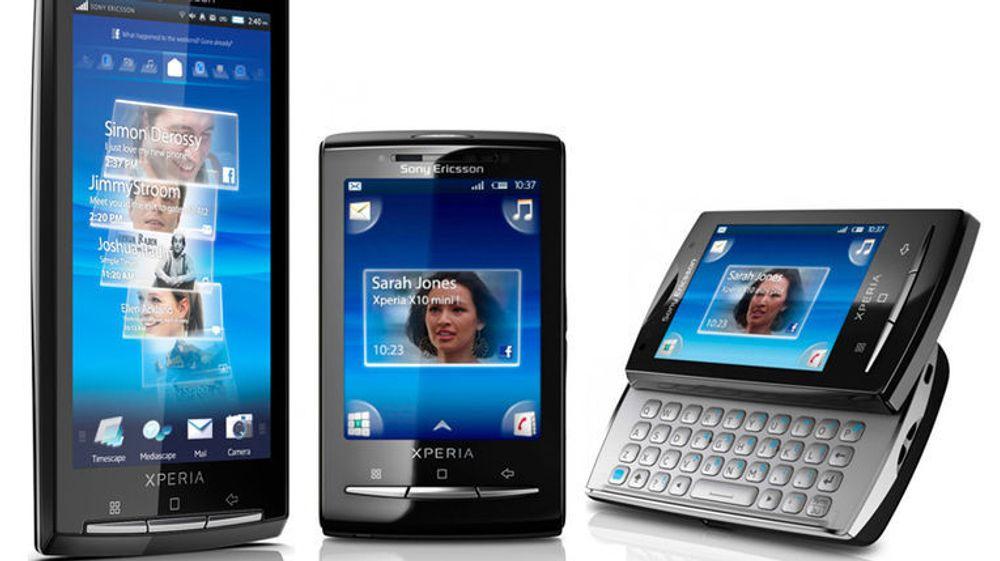 Sony Ericssons siste kvartal som selvstendig selskap ble elendig. Selskapets Xperia-serie av telefoner har ikke klart konkurransen i fjorårets siste tre måneder.