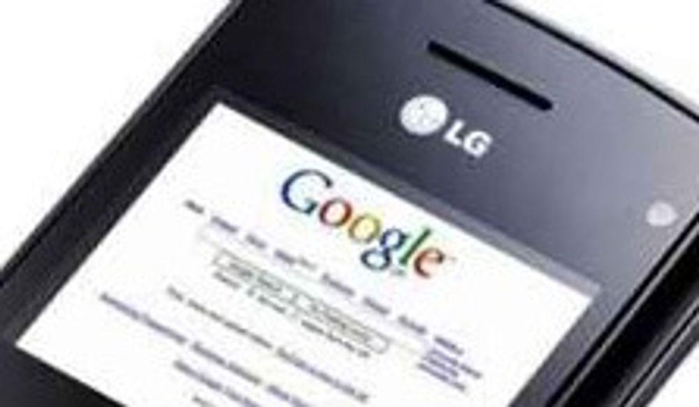 Google har avtalene klare for sin mobiltelefon