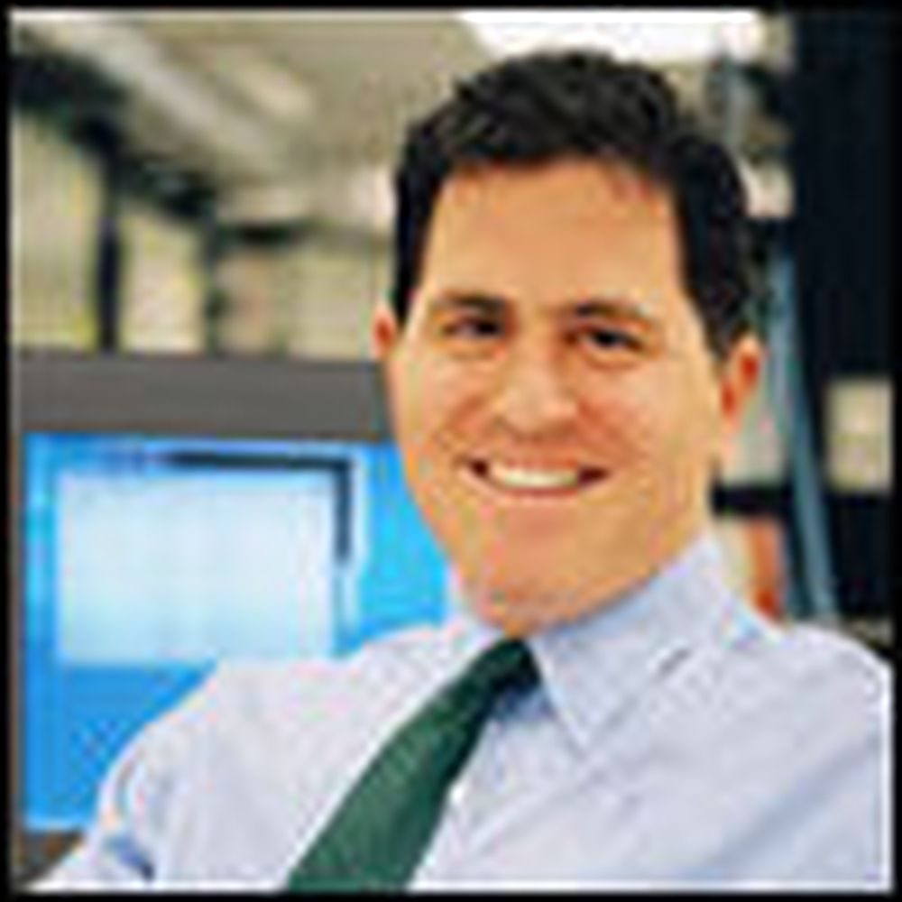 Michael Dell varsler større oppkjøp