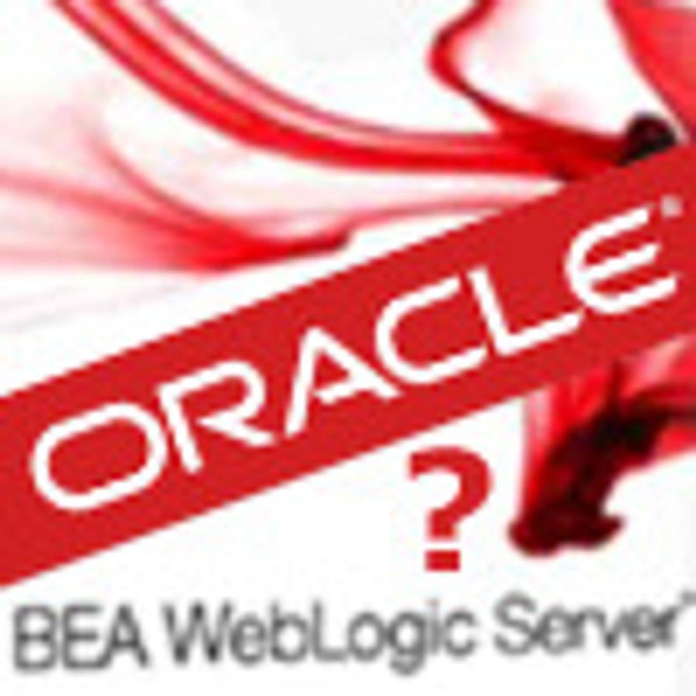 Oracle maner BEA-aksjonærene til kamp