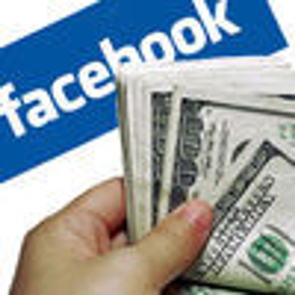 Microsoft kjøper seg inn i Facebook