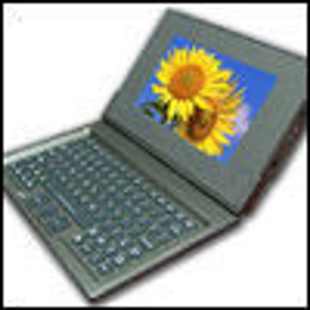 Skal lansere bærbar PC til en tusenlapp