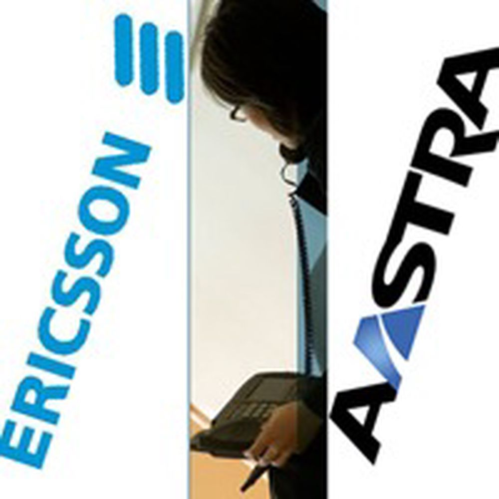 Ericsson selger sin bedriftsavdeling
