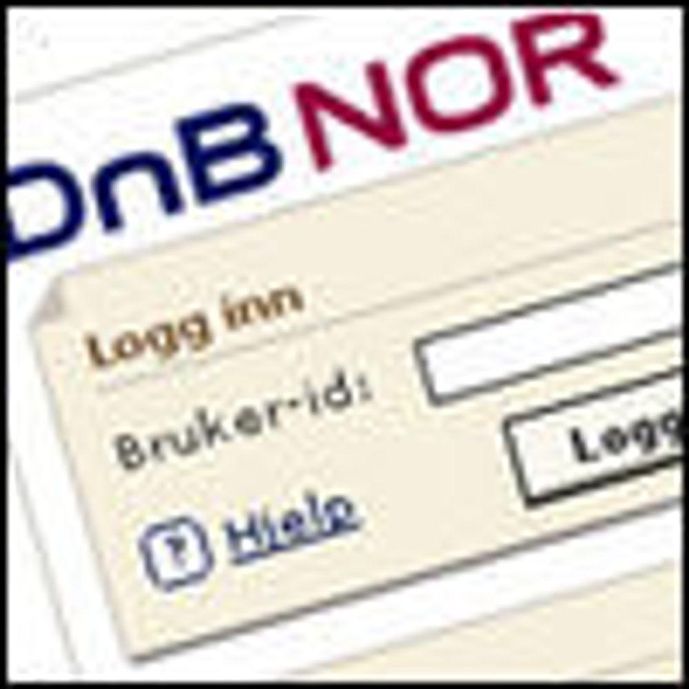 DNB Nors nettbank er nede igjen