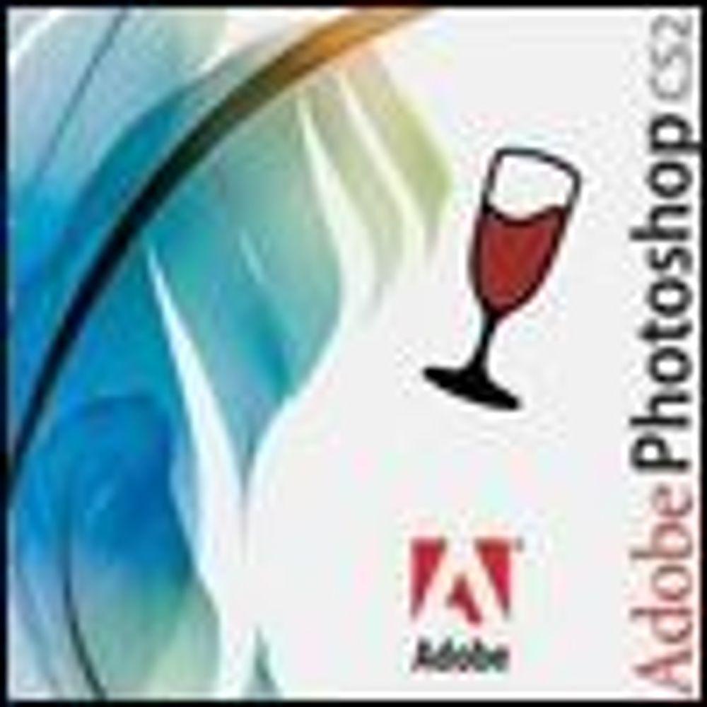 Google sponset Photoshop-støtte i Wine